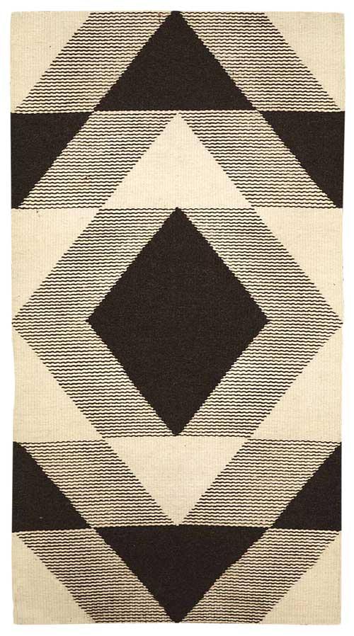 Jane Busse Textile Weaver Fiber Artist Smithsonian Museum Rug
