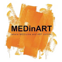 Featured Artist in MEDinART: Where Medicine and Art Collide, July 2016