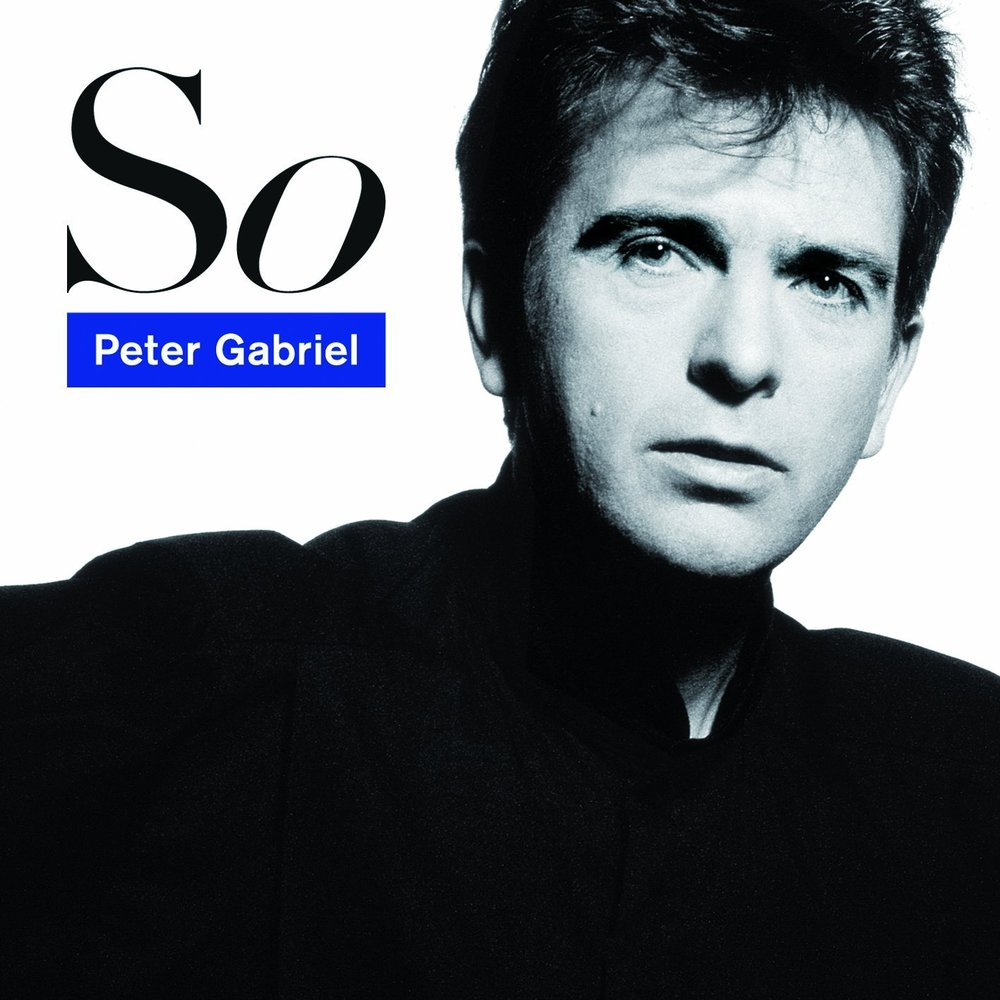 "Peter Gabriel's ""So"" Turns 30"