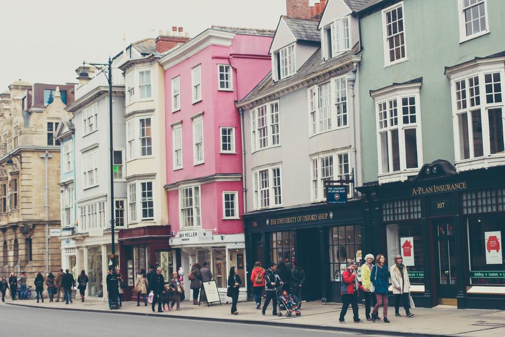 High Street, Oxford