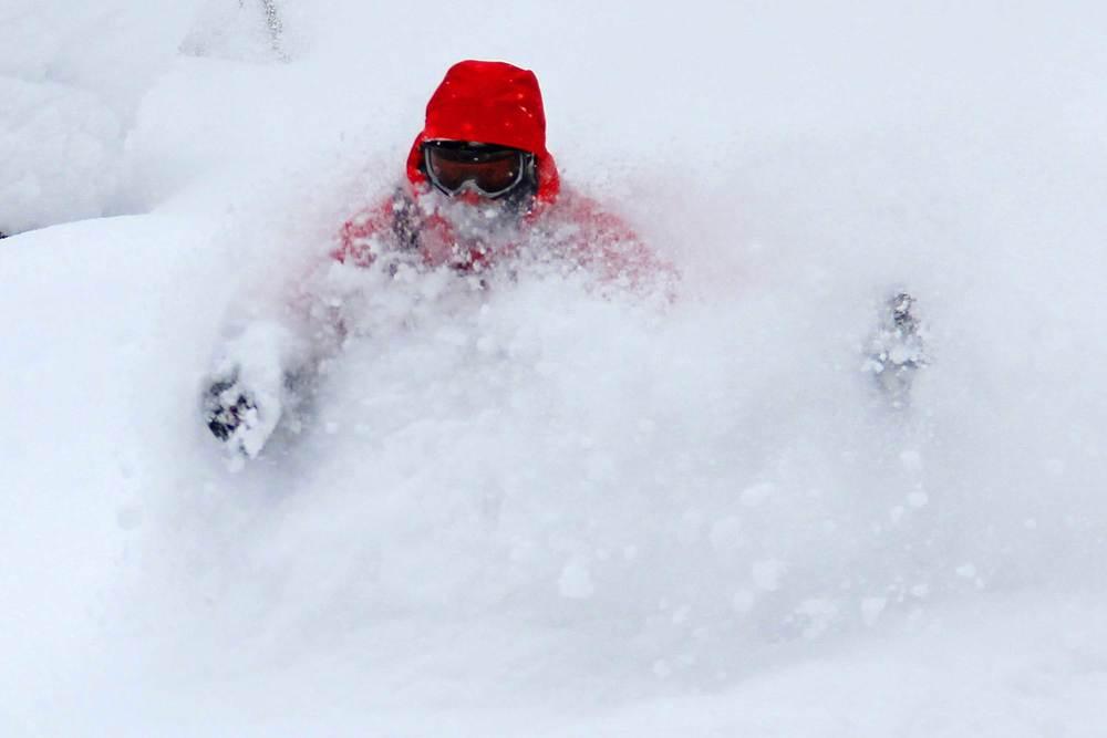 Asahi Dake Powder Snow