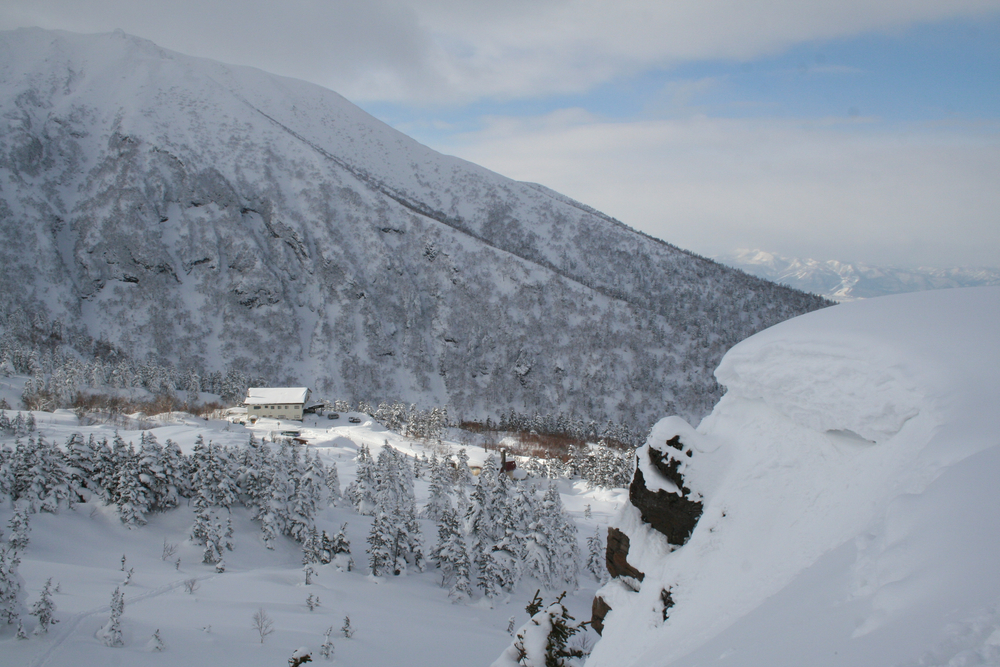 Ski Tokachi Mountains Ryounkaku Lodge