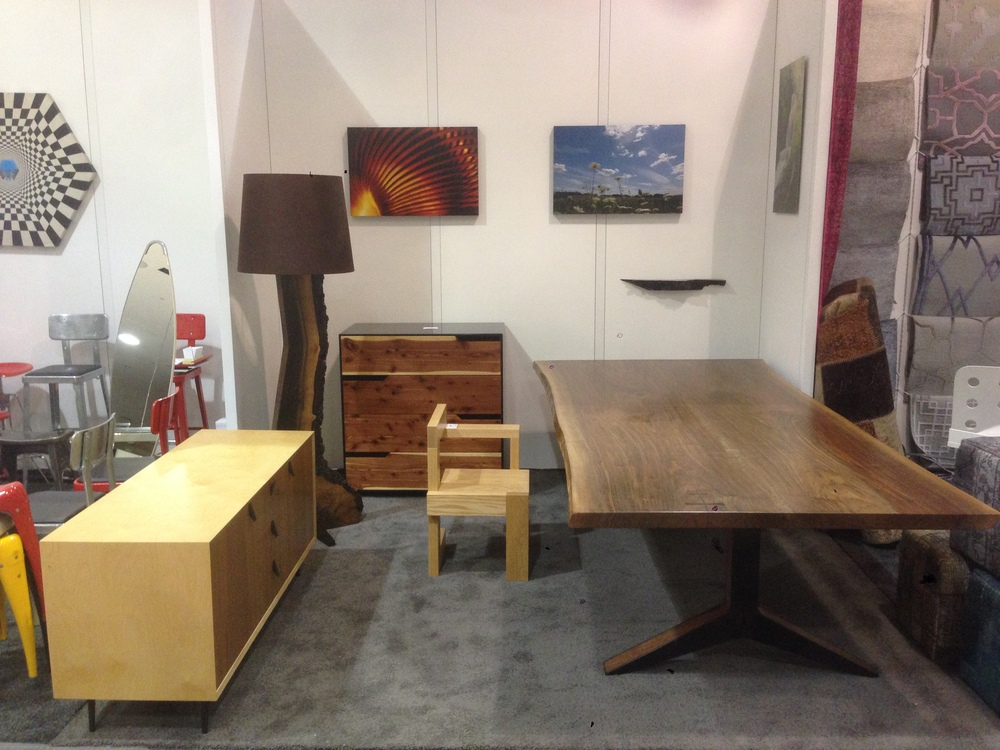 International Contemporary Furniture Fair 2014 (ICFF)