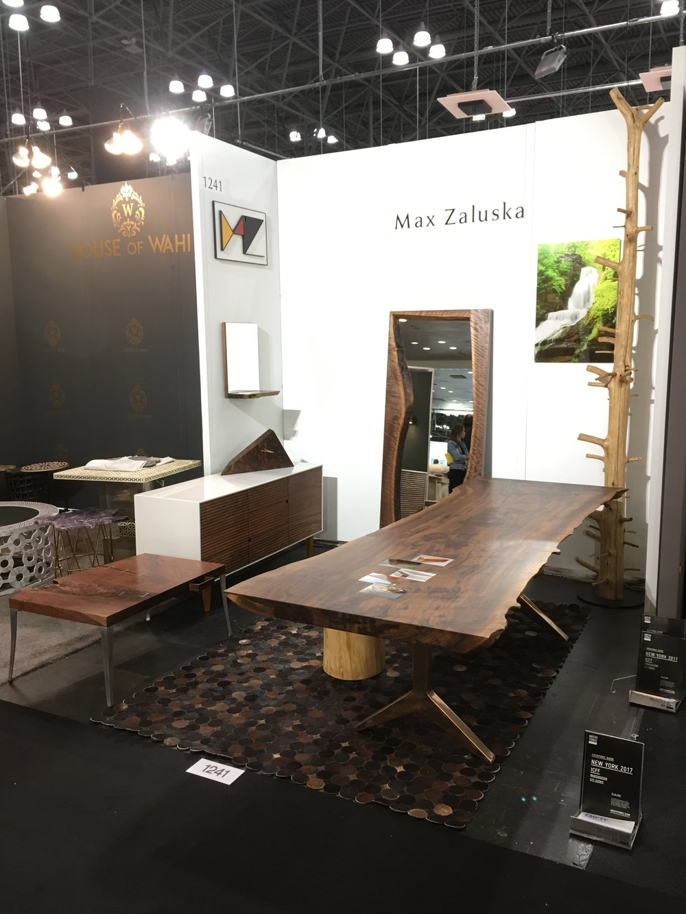 International Contemporary Furniture Fair 2017 (ICFF)