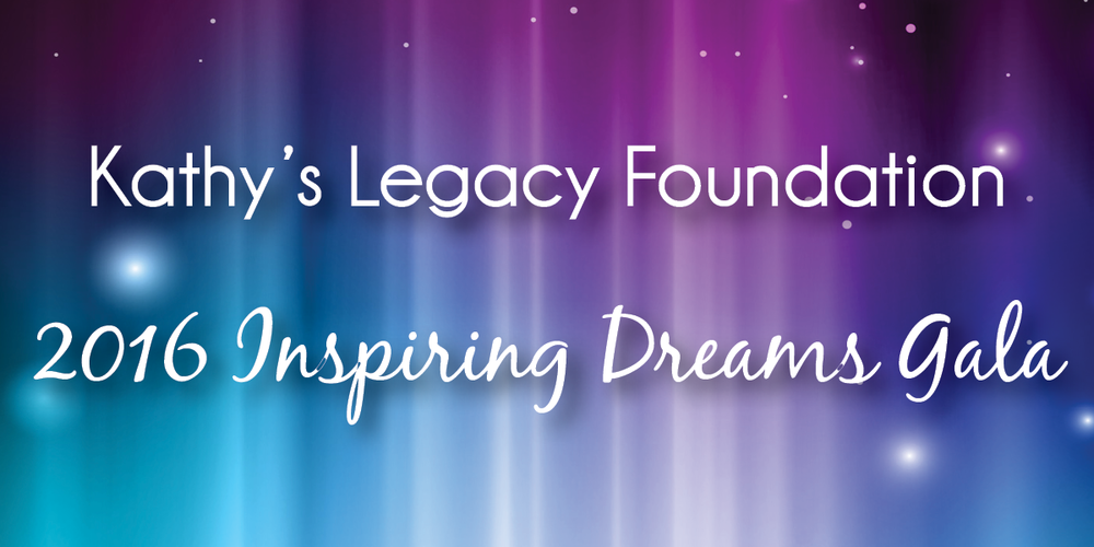 Registration Closed.  Thank you for supporting Kathy's Legacy Foundation.   For directions to the Gala, click on the link below: Sheraton Carlsbad Resort & Spa 5480 Grand Pacific Drive, Carlsbad CA. 92008