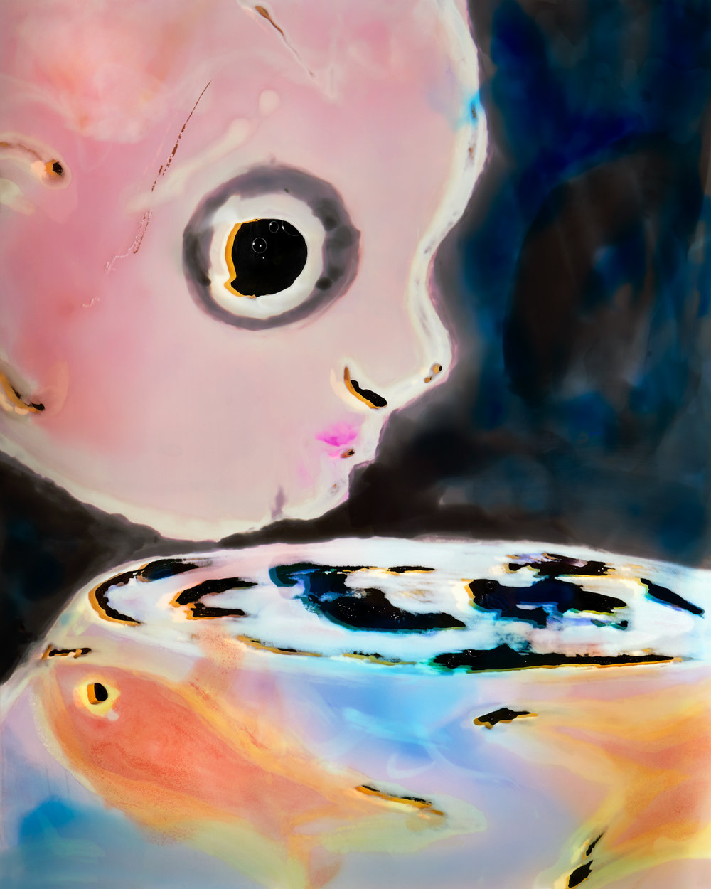 Pink Baby, 2015