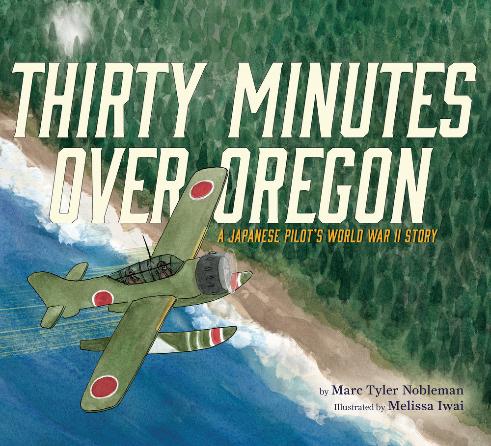 Thirty Minutes Over Oregon cover.jpg