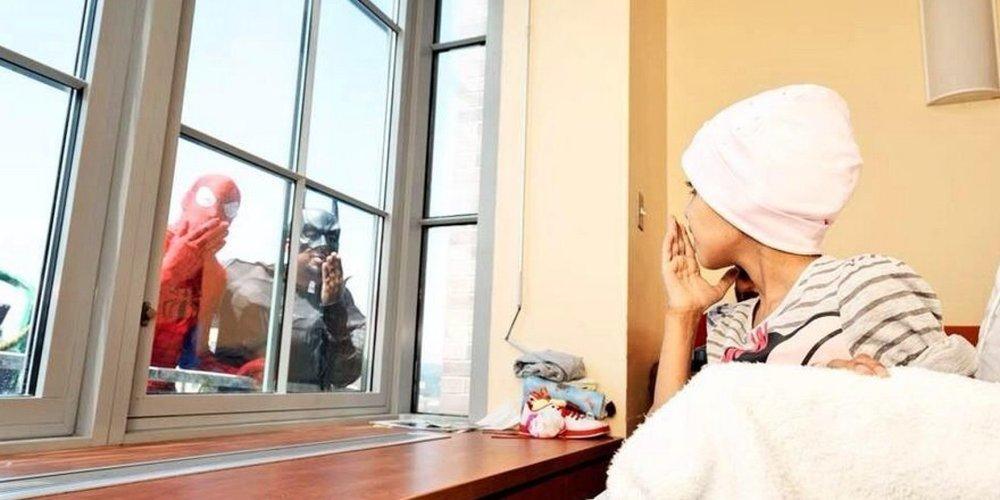 Window Washers taking Initiative & Ownership