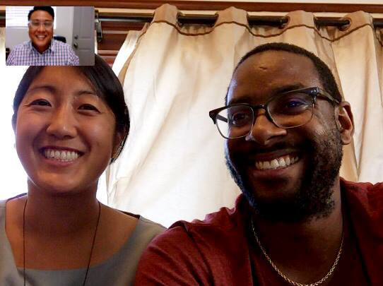 Erina & Michael Eubanks | Erina works with Prison Fellowship & Michael works with Intervaristy