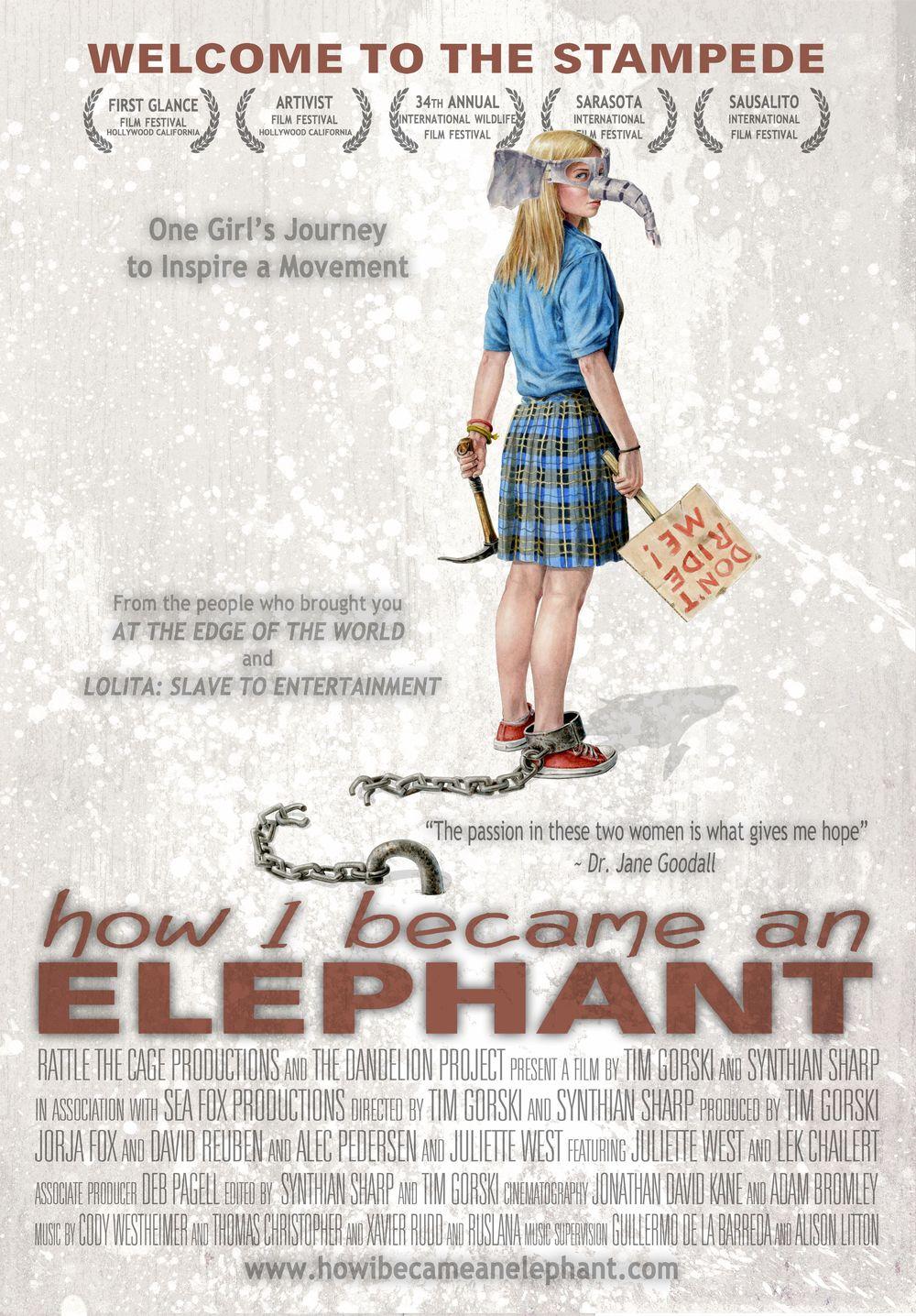 howibecameanelephant.com