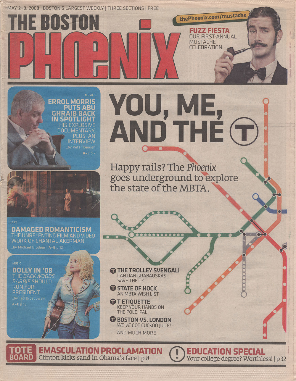 The Boston Phoenix