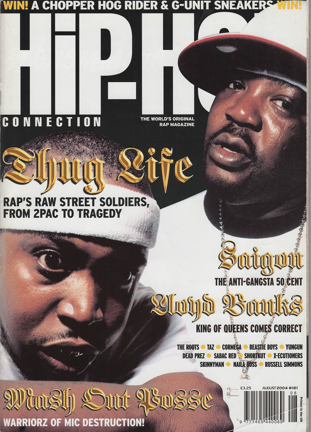 Hip-Hop Connection