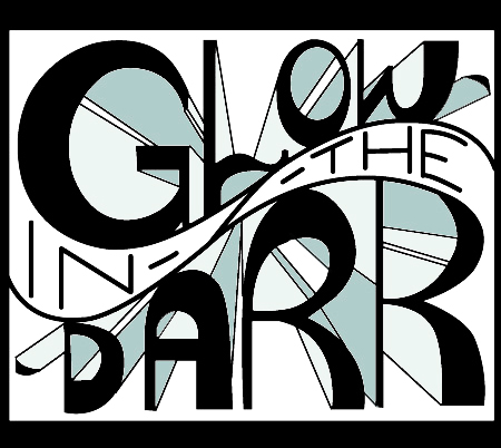 The Glow-in-the-Dark Records logo.