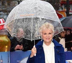 Oscar winning Julie Walters who plays Mrs Bird