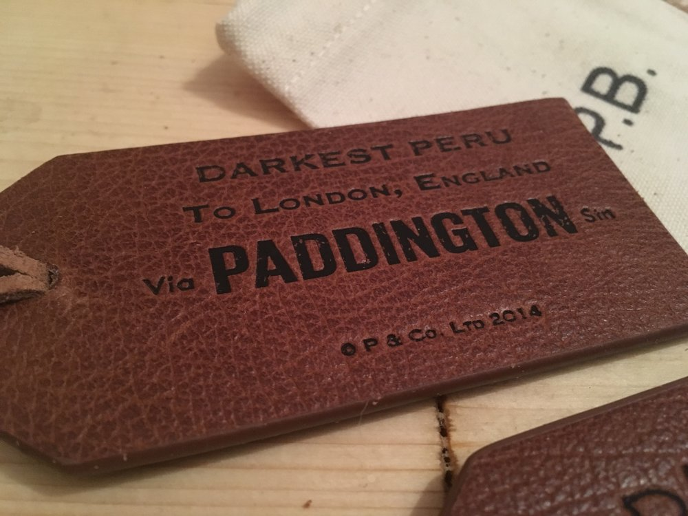 For limited time soft leather tags reduced to 12.99 and luggage labels to 9.99