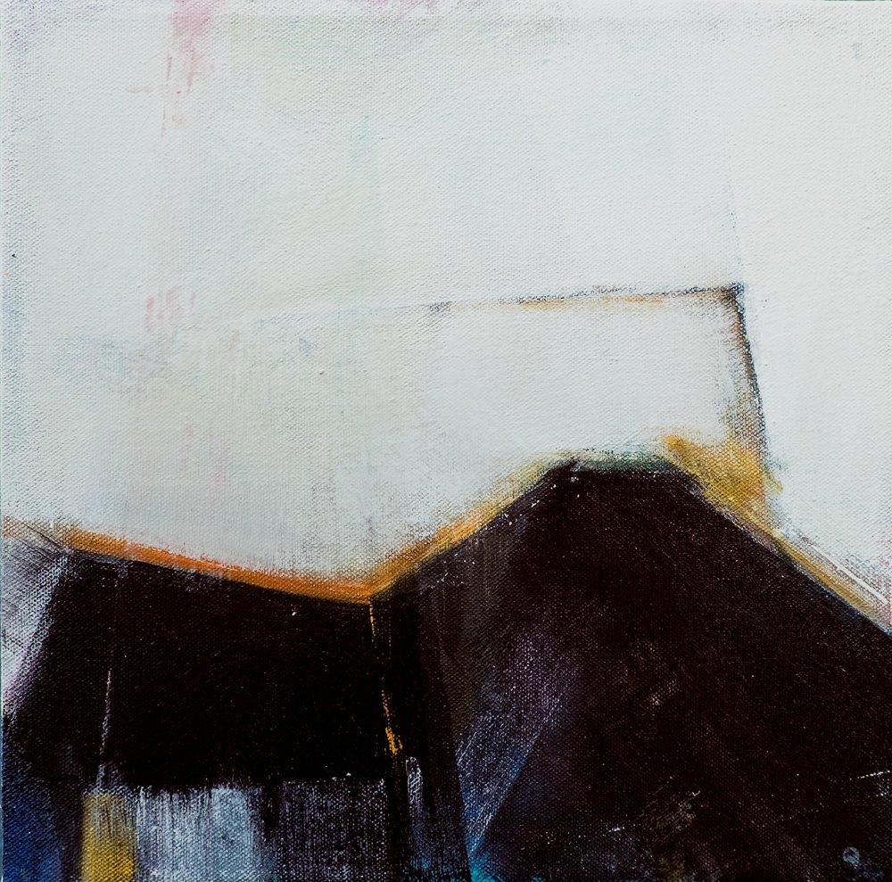 "Ravine B  on canvas 12x12""  via    Shop"