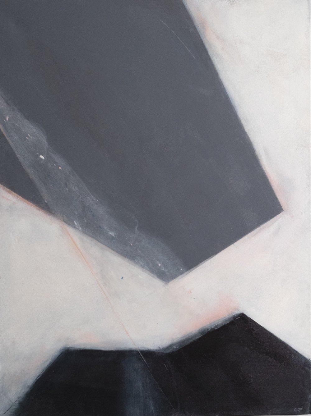 "Glacial  on canvas 30x40"" via  Art Interiors"