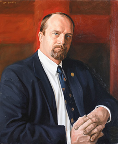 President's Portrait