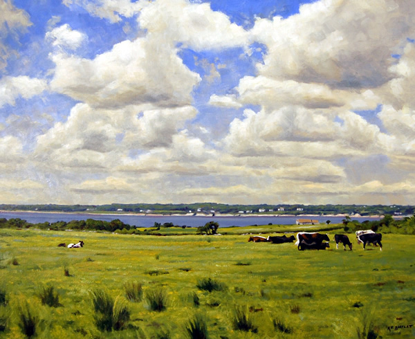 Clouds Over the Sakonnet