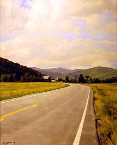 Rt. 100 Vermont