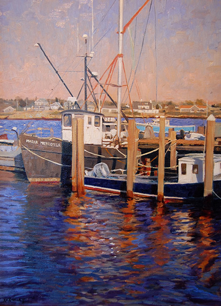 Sakonnet Fishing Boats