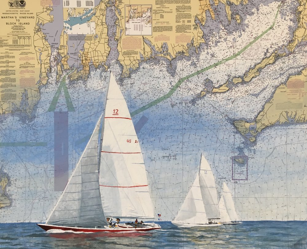 Martha's Vineyard to Block Island