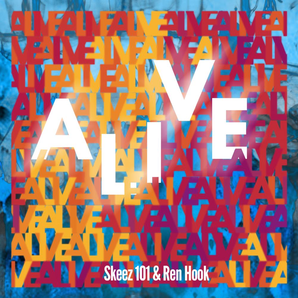 alive_cover_skeez101_ren_hook_3000x3000px.png