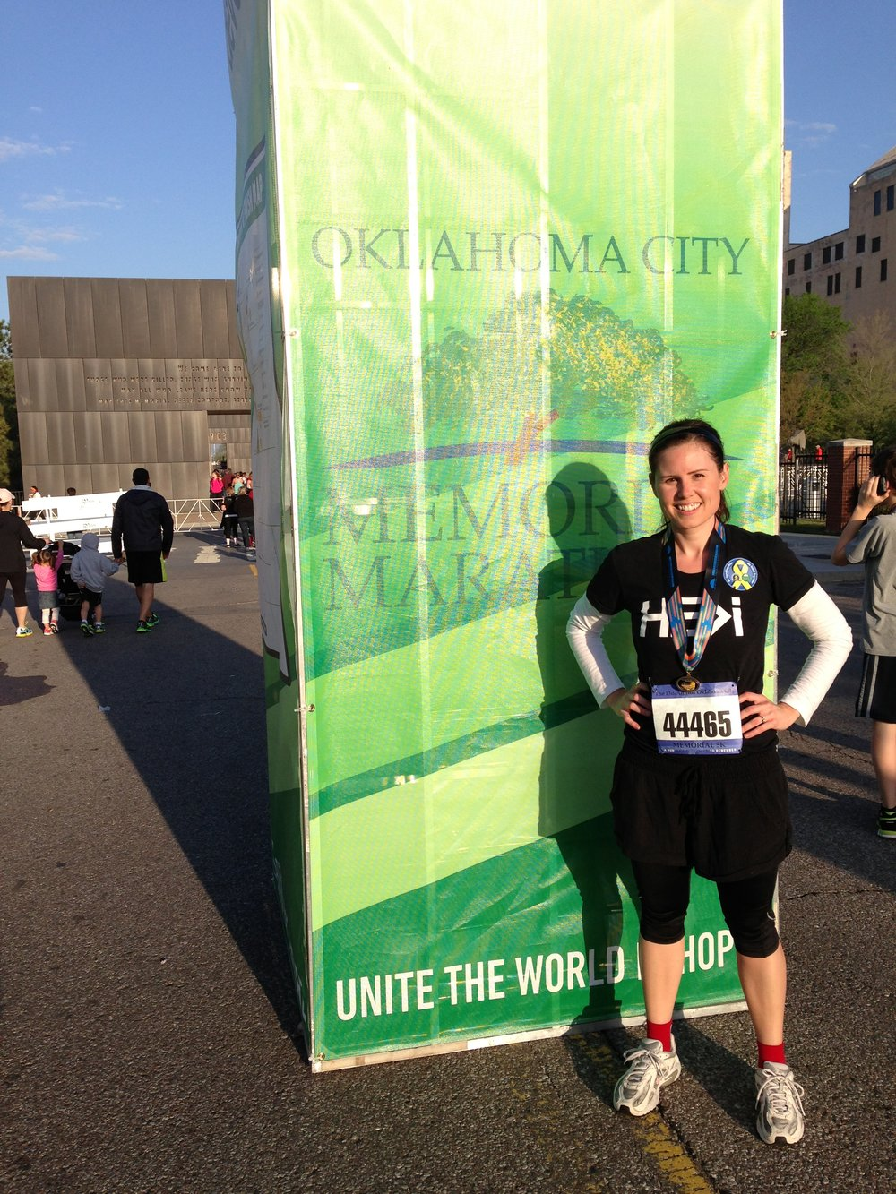 Memorial Marathon 5k