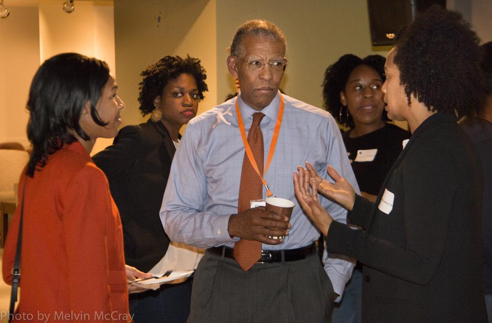 Princeton Alumni and undergraduates meet 3 photo by Melvin McCay-7679.jpg
