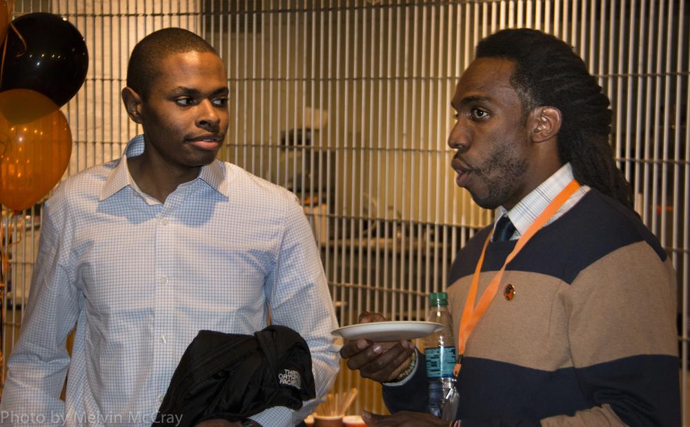 Princeton Alumni and undergraduates meet 3 photo by Melvin McCay-7657.jpg