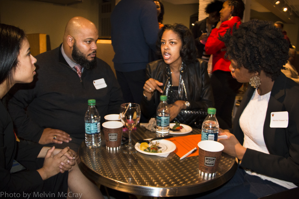 Princeton Alumni and undergraduates meet 3 photo by Melvin McCay-7659.jpg