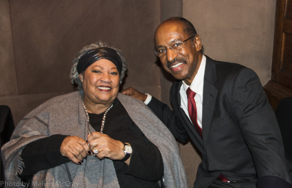 Toni Morrison and Melvin McCray 2 photo by Melvin McCray-2.jpg