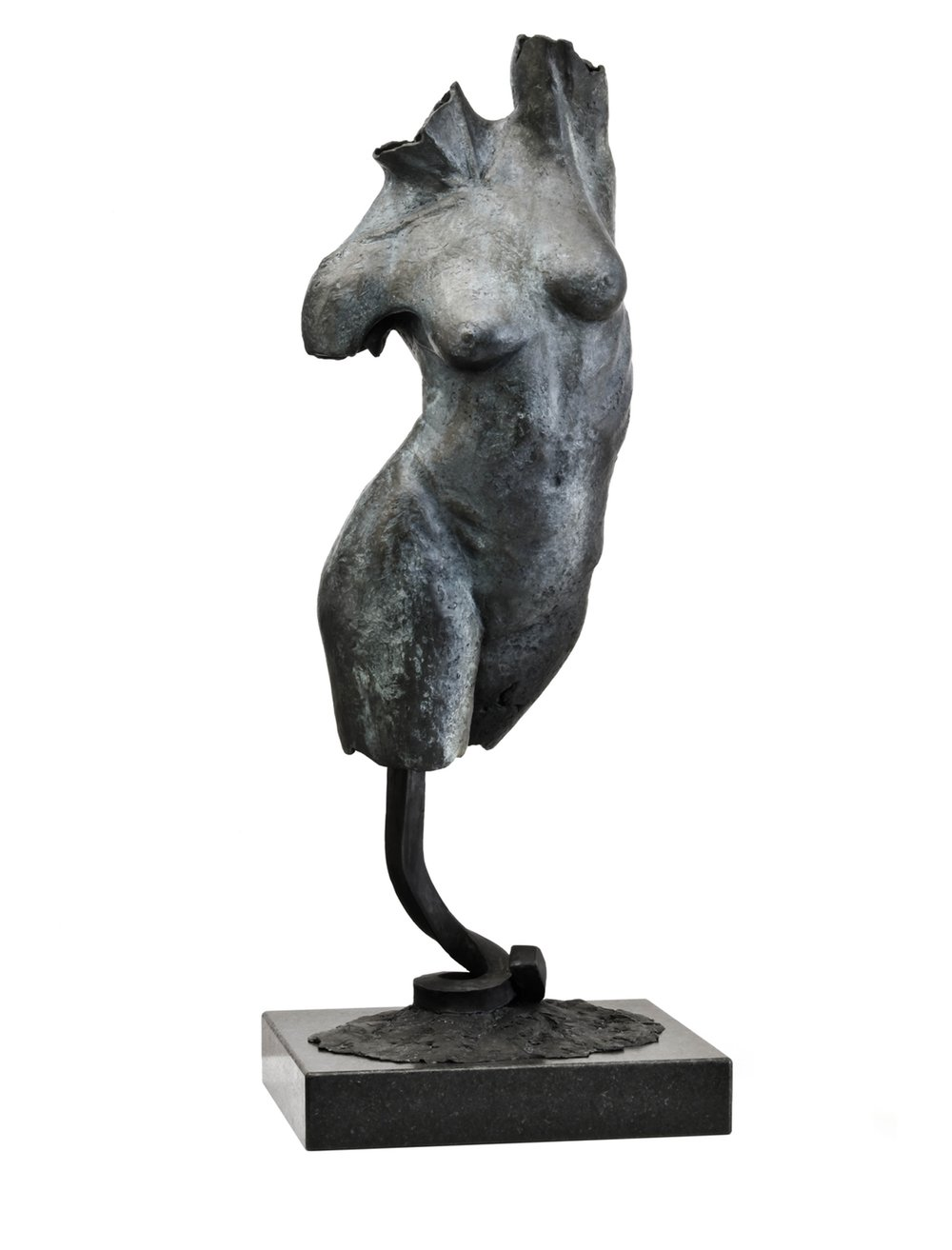 Persephone #1 , 2012, Bronze, Limited Edition of 5, 30 x 12 x 10 inches