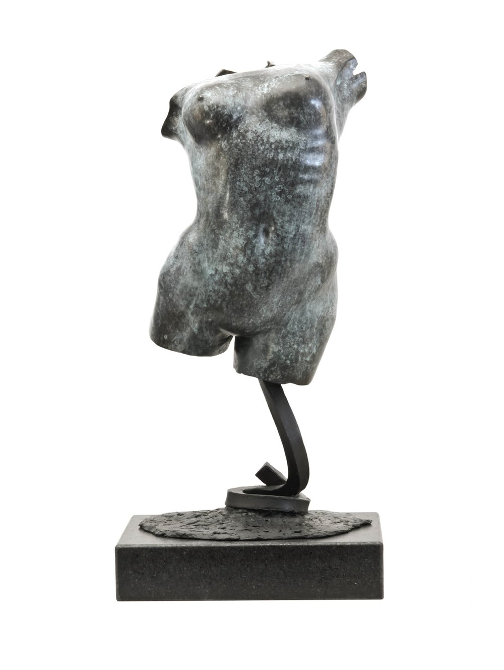 Persephone #2 , 2011, Bronze, Limited Edition of 5, 14 x 9 x 8 inches
