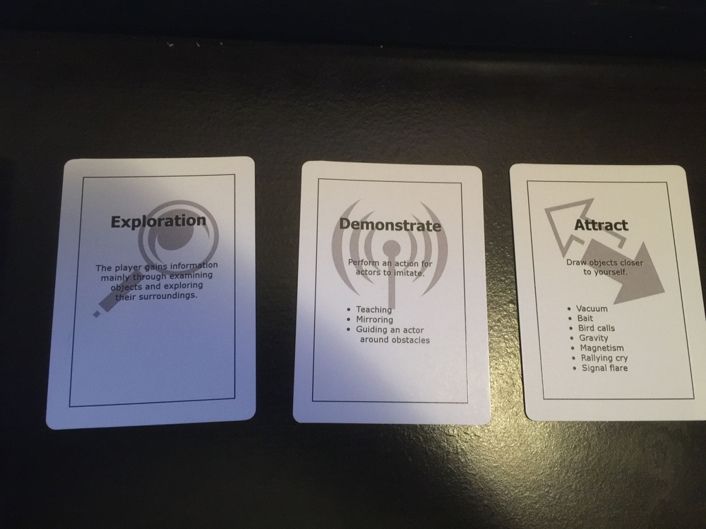 GameStorming Podcast Episode 6 Brainstorming Cards