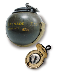 Kodak's hand grenade... the top secret T13 Beano. Image courtesy CIA.