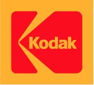 Kodak logo circa 1987, from Kodak.com