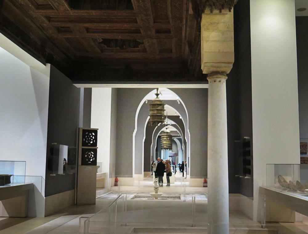 Cairo's Museum of Islamic Art reopens (Jane Arraf/NPR)