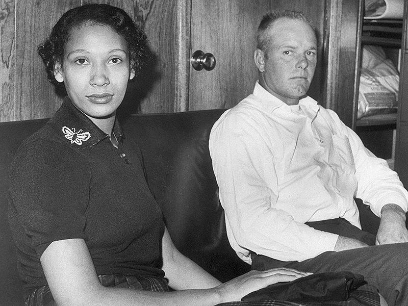Mildred and Richard Loving (Bettmann/Getty)