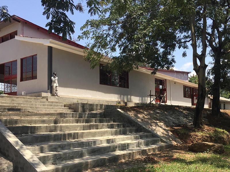 New Abayudaya Stern Synagogue Opening in Uganda (Be'chol Lashon)