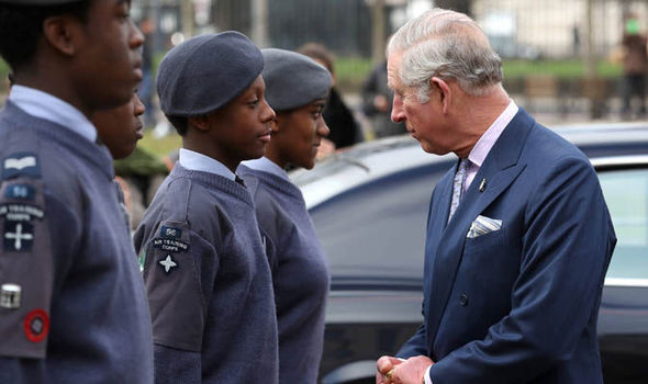Prince Charles During Visit at Black Cultural Archives, Brixton, London (Getty)