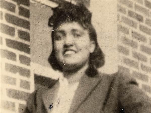 Henrietta Lacks in the 1940s (Lacks Family/Henrietta Lacks Foundation)