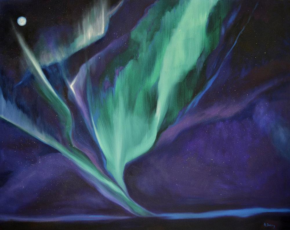 Northern Lights: Sublime Light (SOLD)