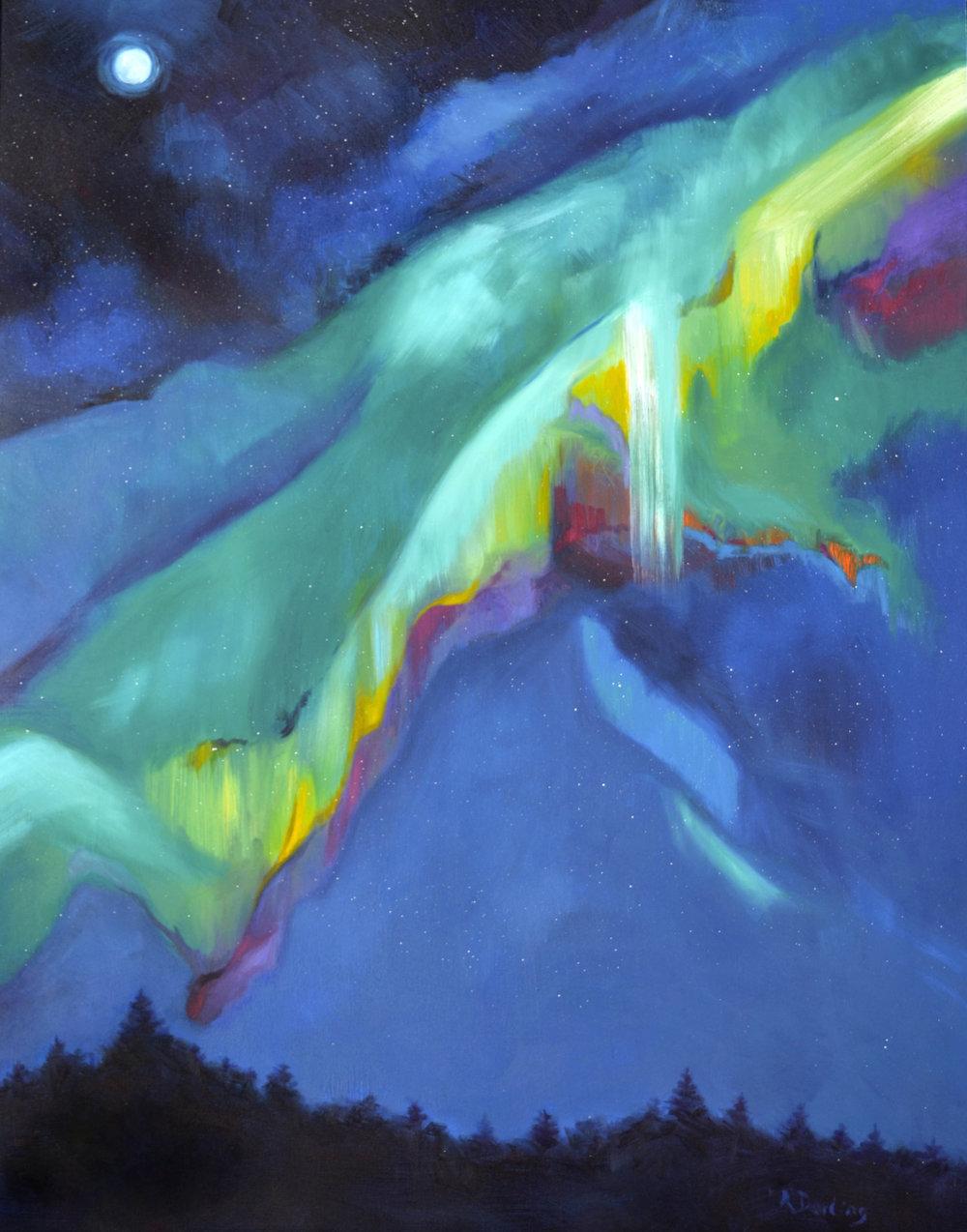 Northern Lights: Artistic License