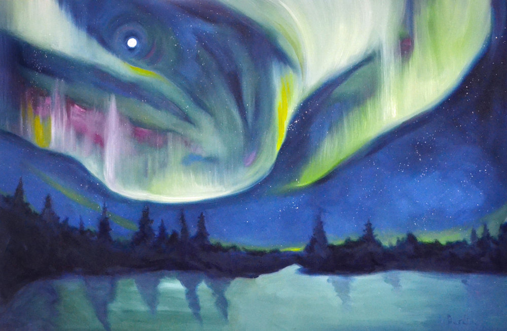 Northern Lights: Jewel (SOLD)