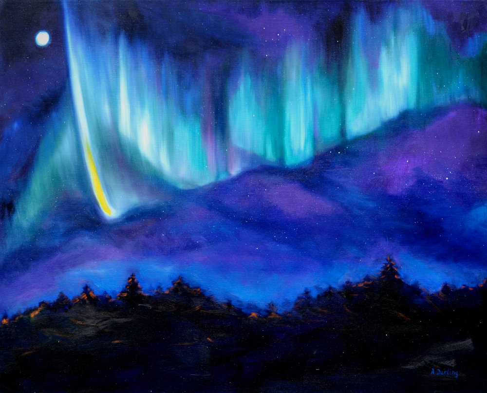 Northern Lights: Melody (SOLD)