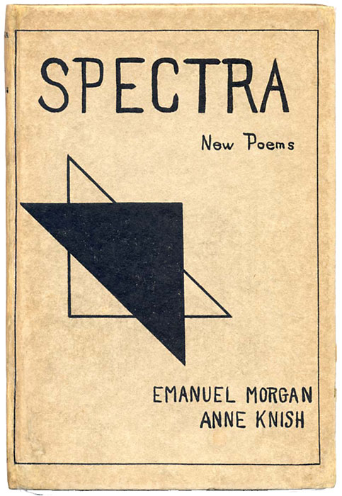 The book that started it all: SPECTRA! (Source: Wikipedia)