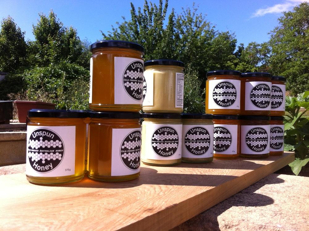 The last honey of 2015