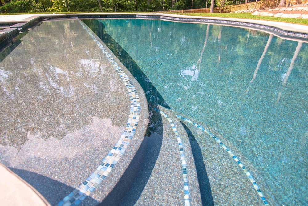 How to choose swimming pool plaster standard plaster for Pool plaster