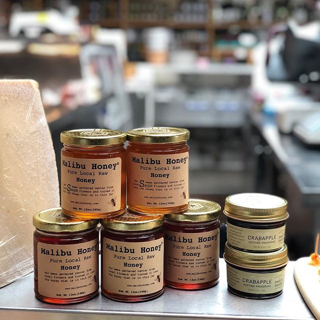 Get your Malibu Honey at Farm Shop next time your stopping there - #malibuhoney #rawfood #lafoodie #sweetness #localfood #honey #farmshop
